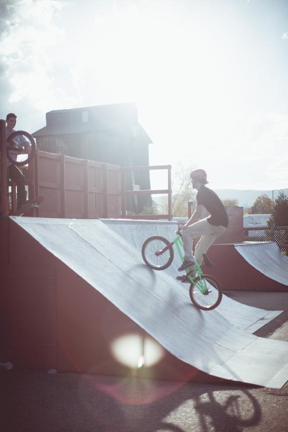 Skate Park Diversion I