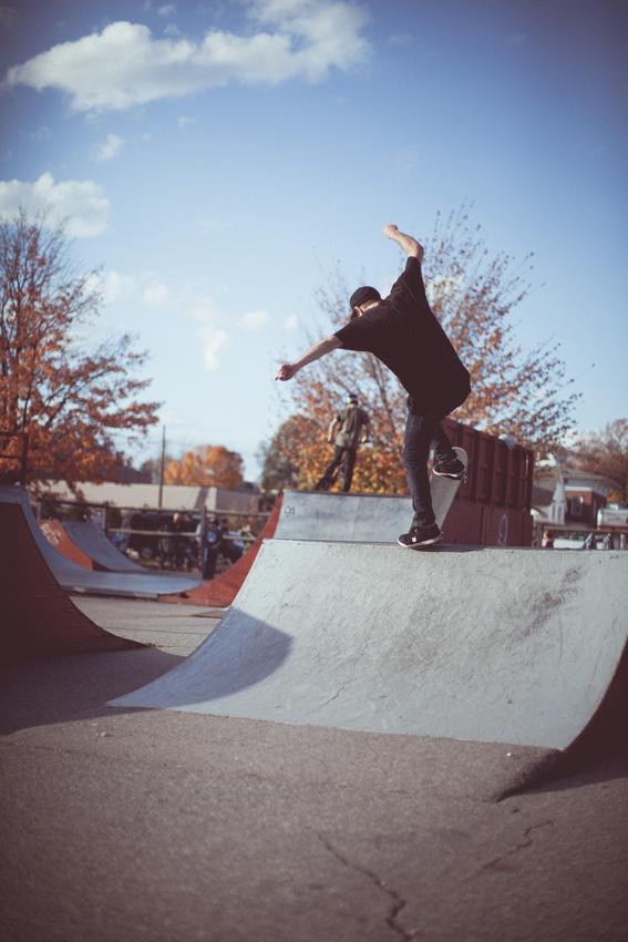 Skate Park Diversion III
